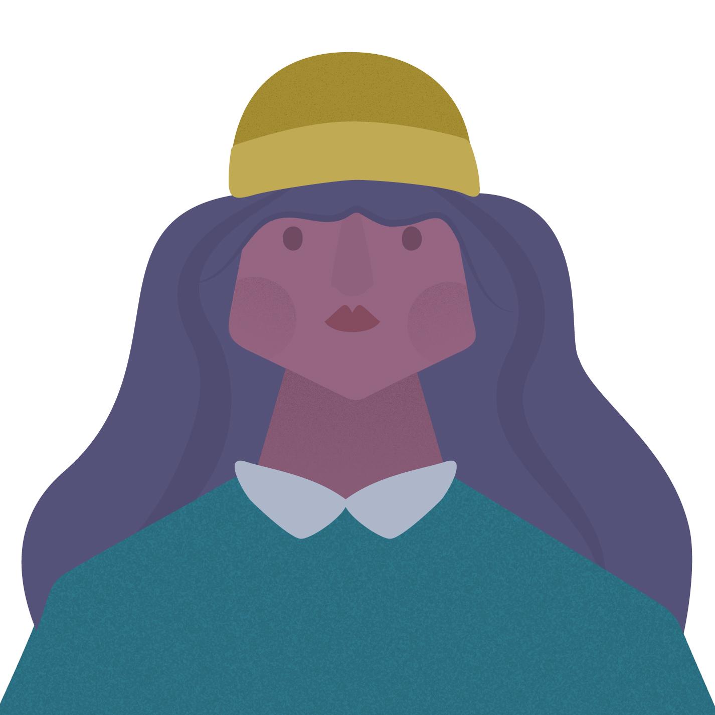 Beanie Baby Illustration