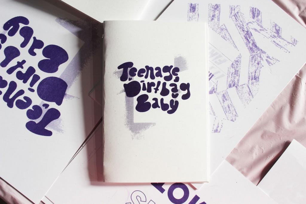 Joelle Riffle | Teenage Dirtbag