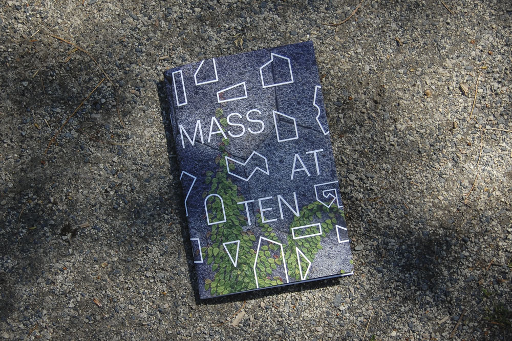 MASS at Ten | Fundraising Materials